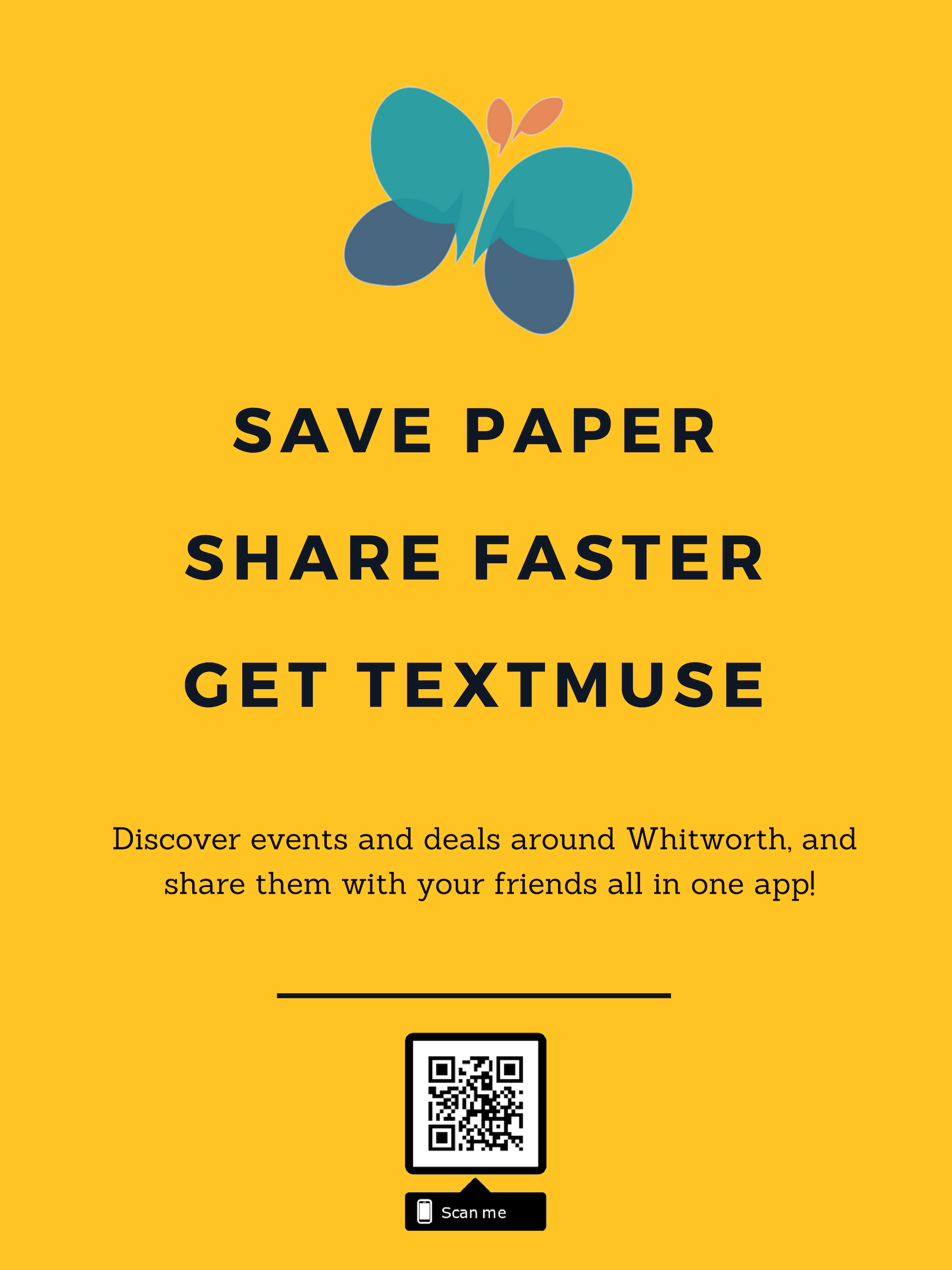 Save Paper, Share Faster, Get TextMuse